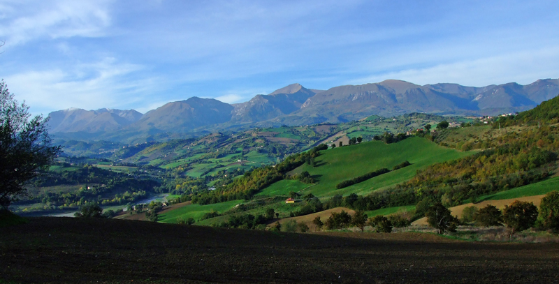 To the Sibillini