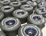 Title: F1 wobbly tyres