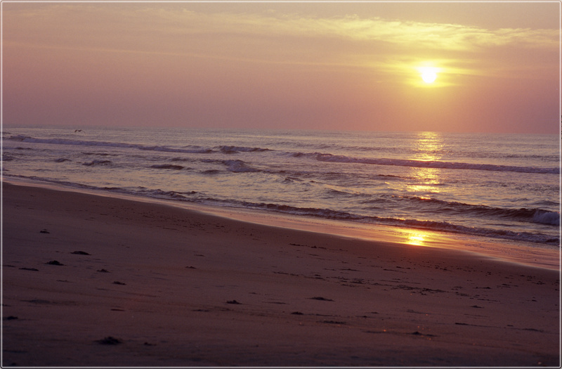 Sunrise on Assateague