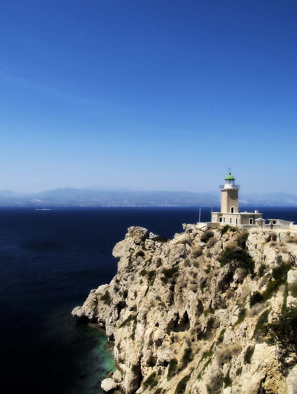 The lighthouse of Heraion I