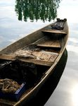 Title: Boat at the Lake