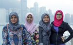 Title: Beauties in Hong KongCanon 5DIII