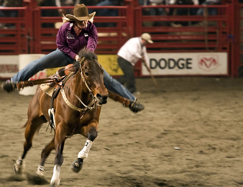 Barrel Racers How Do You Get Your Horse To Run The