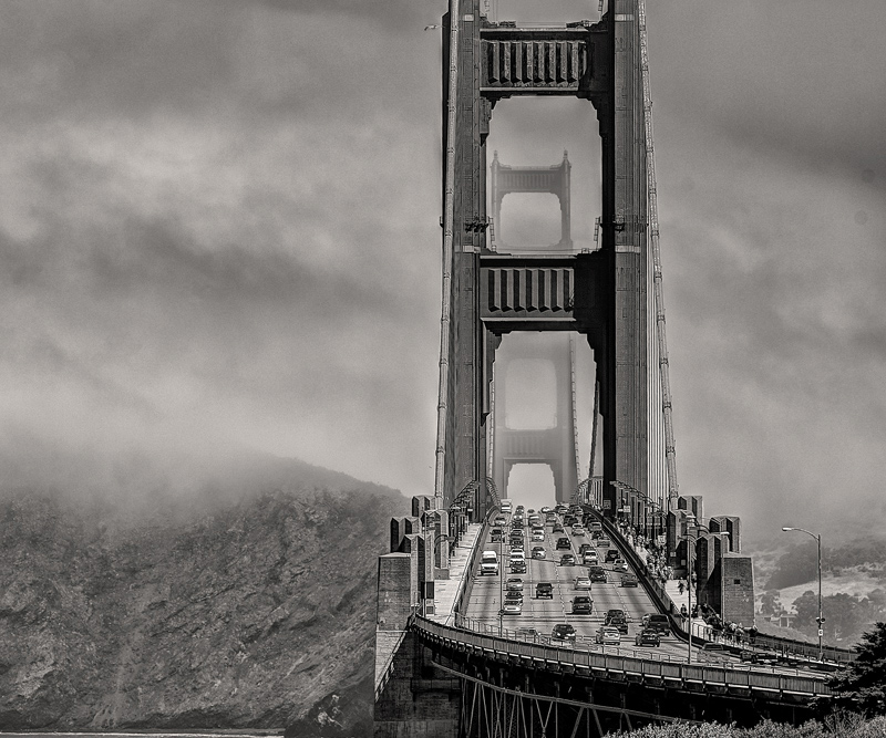 The Mood of the Golden Gate