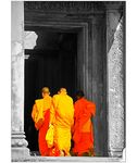 Title: Wat's so orange about Angkor?