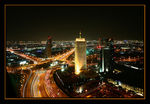 Title: Roundabout at Sheikh Zayed RdCanon EOS 5D