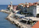 Title: Piran - early morning