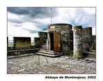 Title: The Montmajour abbay