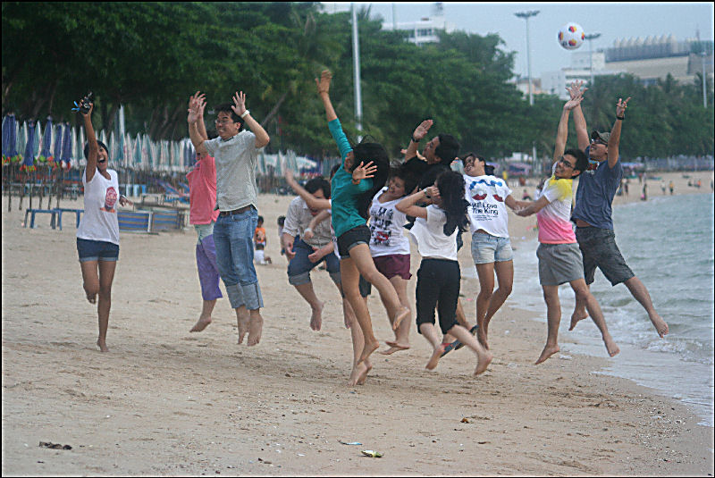 Beach Fun Pattaya