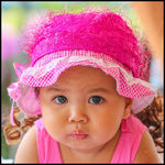 Title: Cute Thai Baby