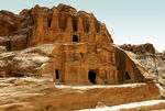 Title: THE LOST CITY OF PETRA