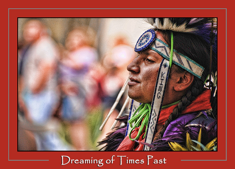 Dreaming of Times Past