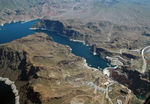 Title: Hoover Dam from the airNikon D70