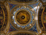 Title: The roof of St. Isaac`s CathedralCanon 400D