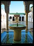 Title: Courtyard of al-Qarawiyyin