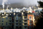 Title: Tremblant Rooftops