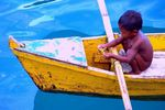 Title: Boy on a boatPentax K100D Super