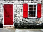 Title: No one enters the red doorCanon PowerShot SD800 IS