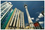 Title: Downtown Auckland