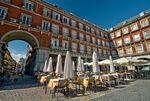 Title: Plaza Mayor in HDR