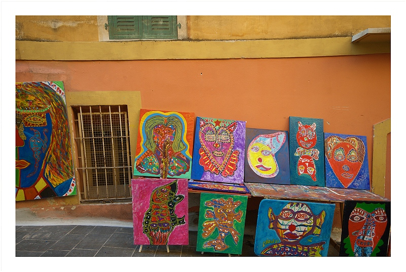 Street Art in the Old Town