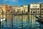 Title: Colour of the Grand Canal