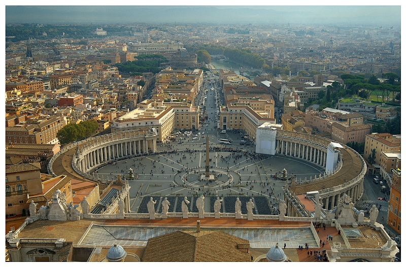 St Peter's Square II