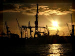 Title: Industrial SunsetJenoptik JD 8 exclusiv