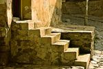 Title: Steps with CharacterPentax *istD