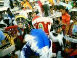 Title: Dance of the Chinelos