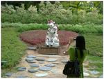 Title: Woman and the StatueSony DSC-H50