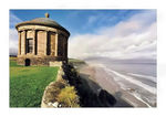 Title: Little Mussenden TempleMinolta X700