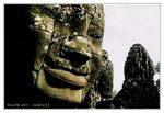 Title: Faces of Bayon (  2 )