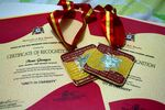 Title: My Medals/Awards (I)