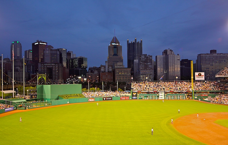 Skyscrapers in the Outfield