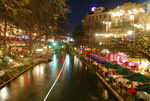 Title: San Antonio Riverwalk at NightNikon D40X