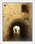 Title: arched alley
