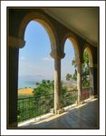 Title: View to the Sea of Galilee