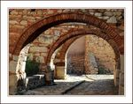 Title: stone arches