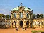 Title: Zwinger Palace