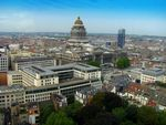Title: Brussels- City view
