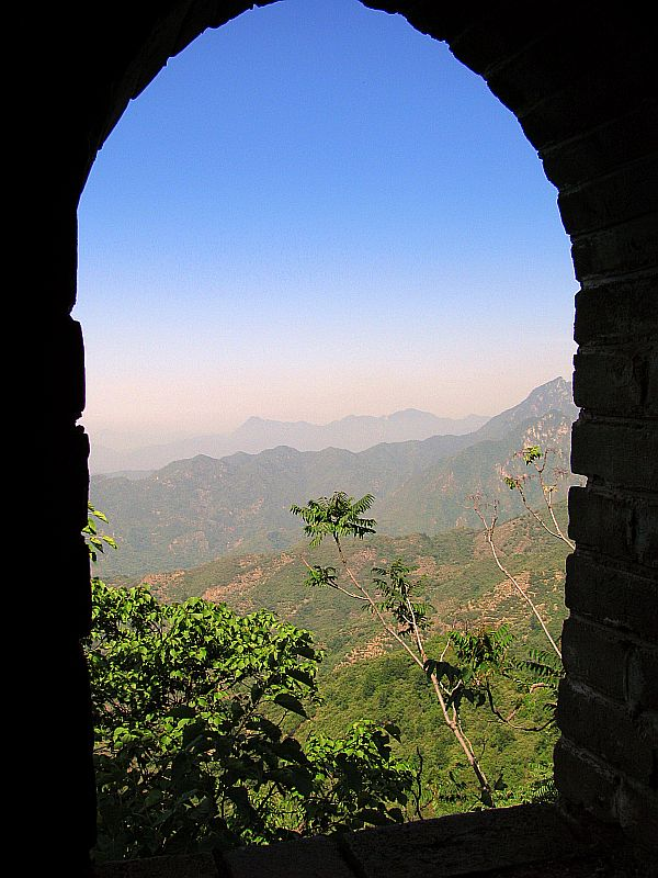 A view from Great Wall....