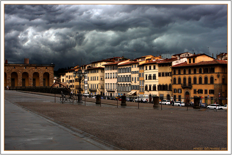 Storm in Florence II