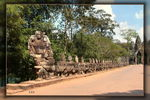Title: Angkor Thom 1Canon EOS 7 D