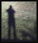 Title: Shadow Self PortraitMinolta Dimage A2