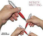 Title: Infinity Writting