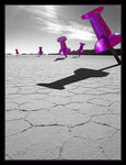 Title: Pinning the salar (desaturated)