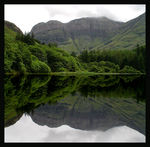 Title: Reflections at Glen CoeCanon A570IS