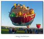 Title: The Noah's Ark hot air balloonpanasonicDMC TZ3