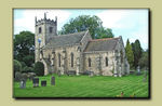 Title: Yorkshire Norman Church